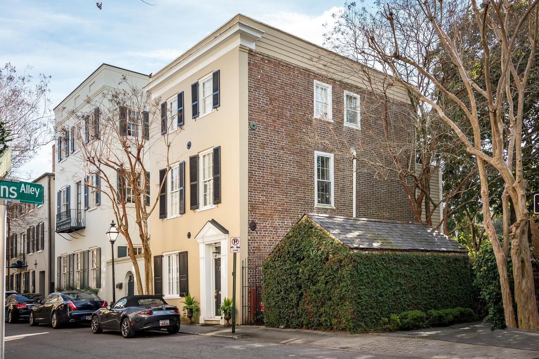 13 Tradd Street Charleston, SC 29401