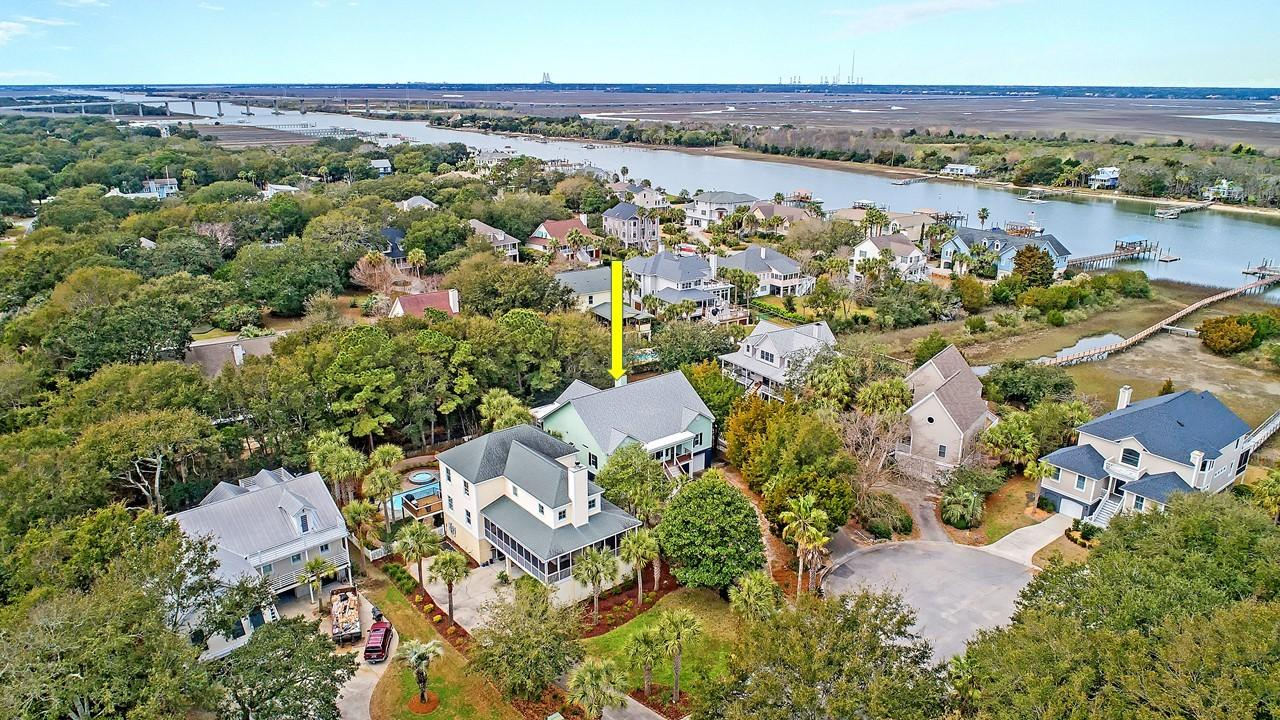 5 Ensign Court Isle Of Palms, SC 29451