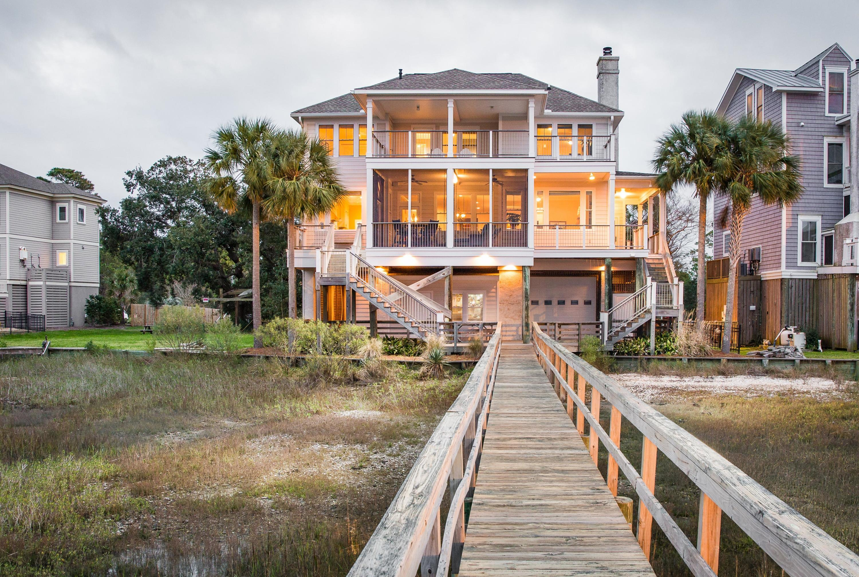 11 Red Sunset Lane Folly Beach, SC 29439
