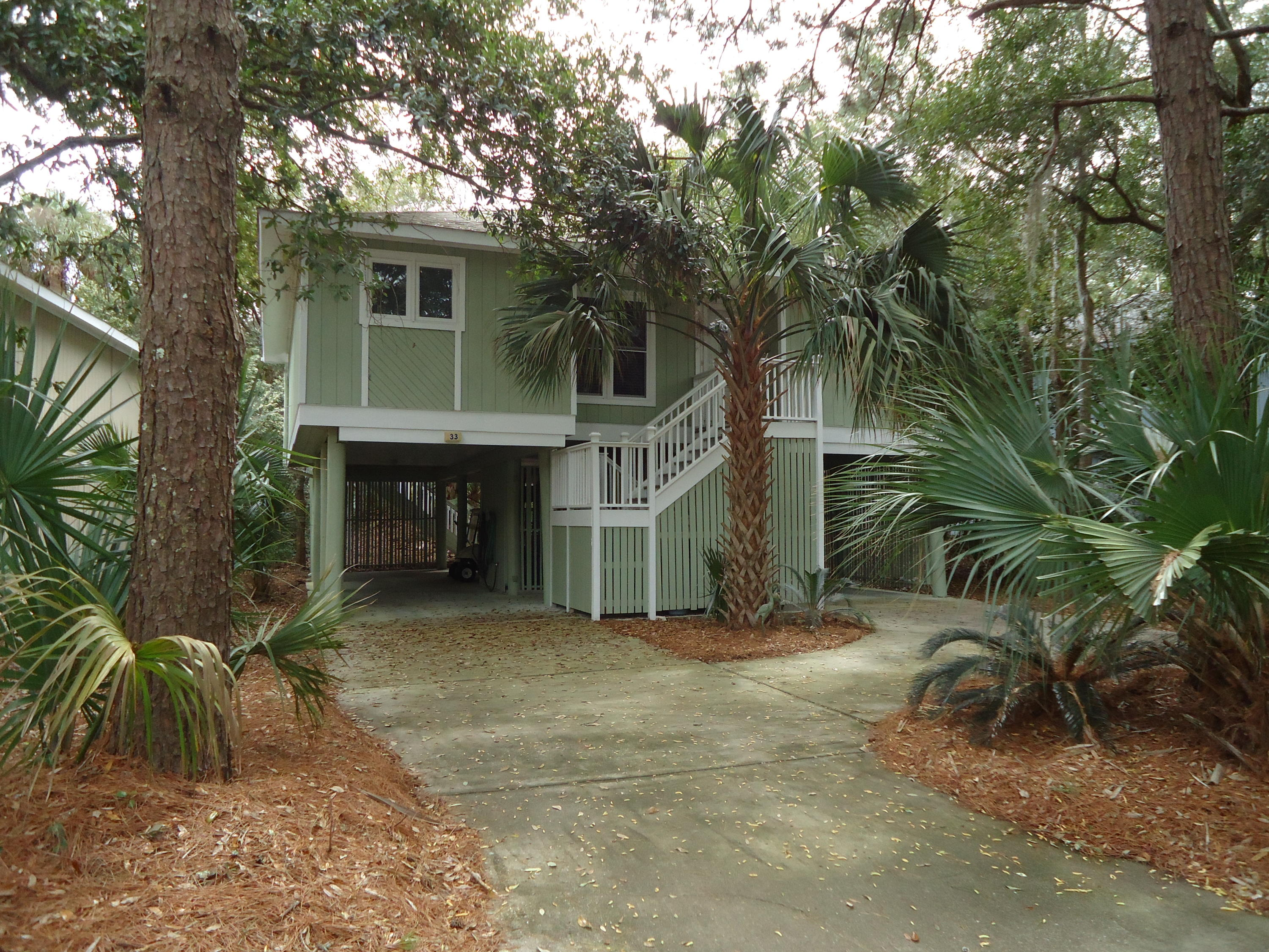 33 #1 Twin Oaks Lane Isle Of Palms, SC 29451
