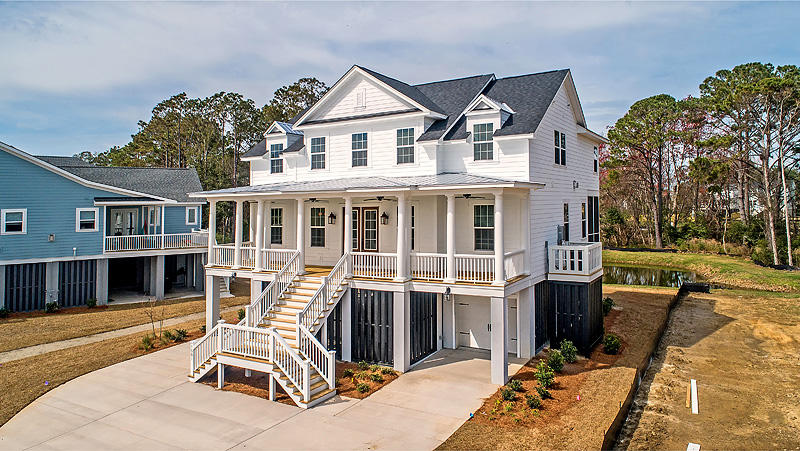Stratton by the Sound Homes For Sale - 1501 Menhaden, Mount Pleasant, SC - 29