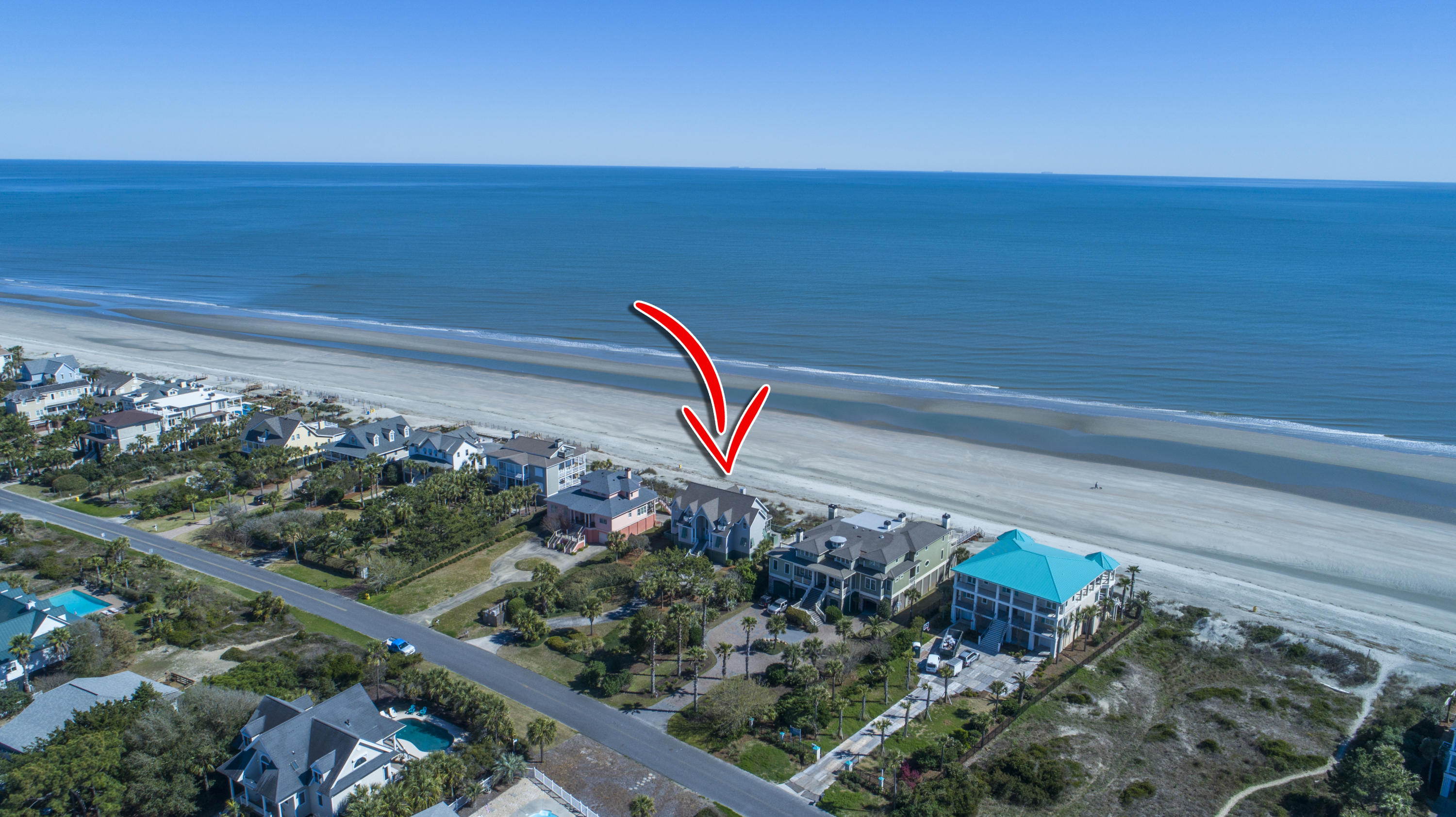 None Homes For Sale - 206 Ocean, Isle of Palms, SC - 29