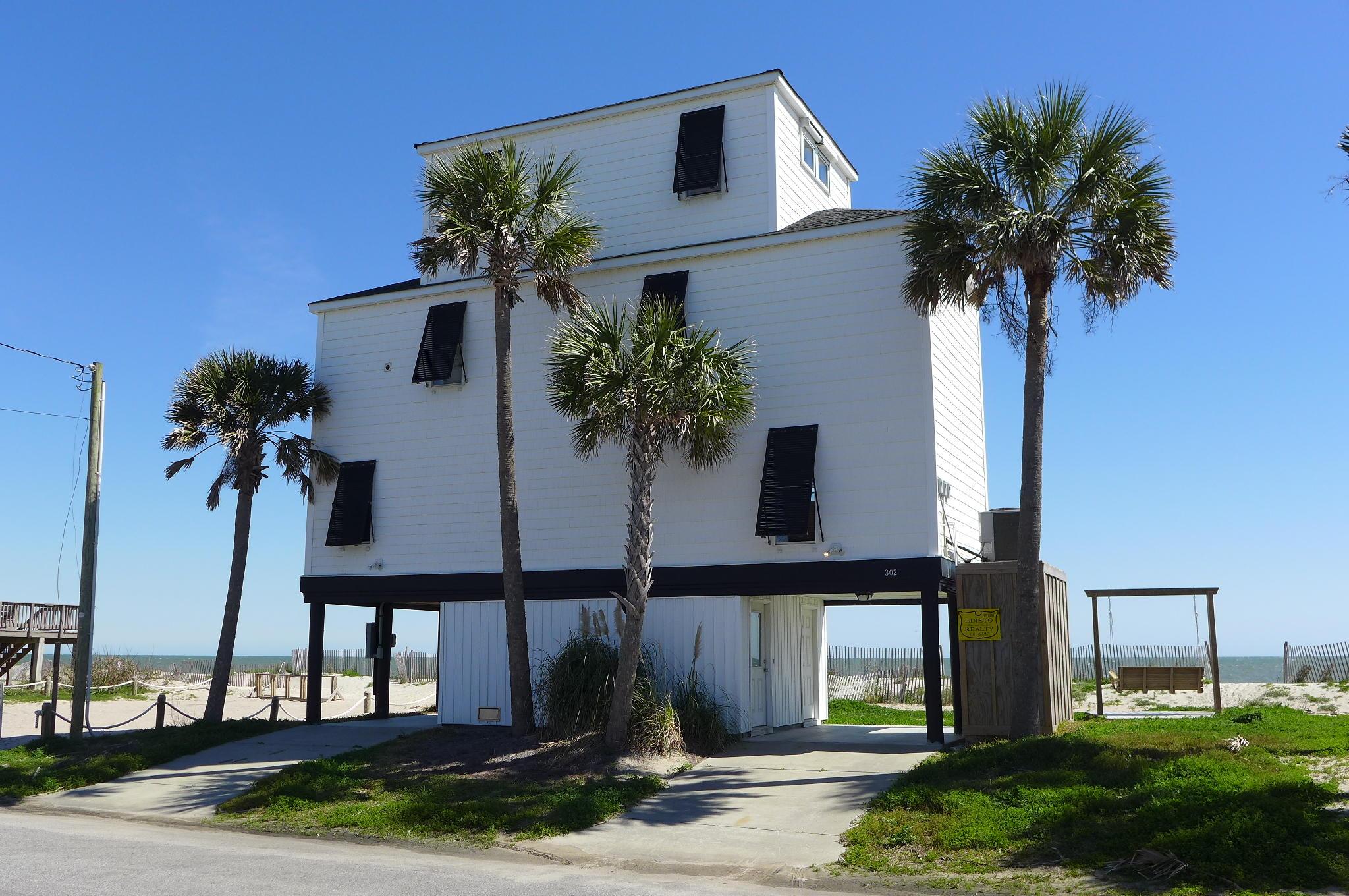 302 Palmetto Boulevard Edisto Beach, SC 29438