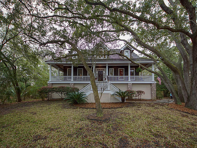 2541 Clear Marsh Road Seabrook Island, SC 29455