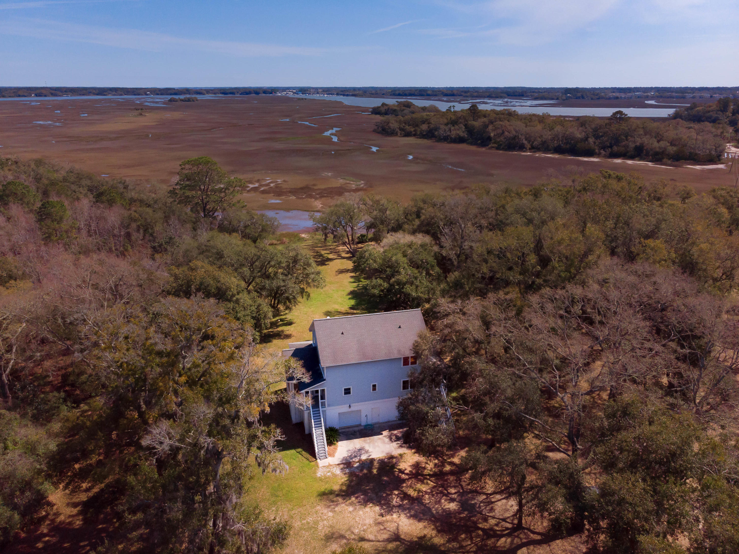 2660 Cherry Point Road Wadmalaw Island, SC 29487