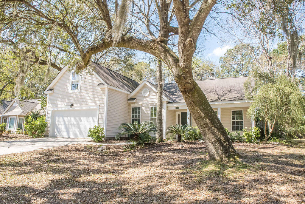 532 Oak Park Drive Mount Pleasant, SC 29464