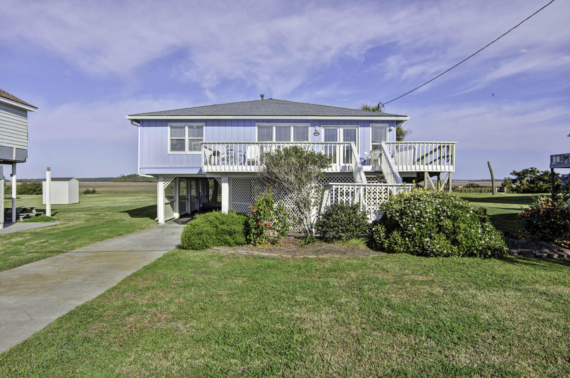 1662 E Ashley Avenue Folly Beach, SC 29439