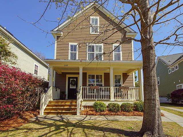 New Parrish Village Homes For Sale - 1149 Dawn View, Mount Pleasant, SC - 1
