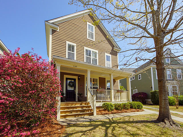 New Parrish Village Homes For Sale - 1149 Dawn View, Mount Pleasant, SC - 0