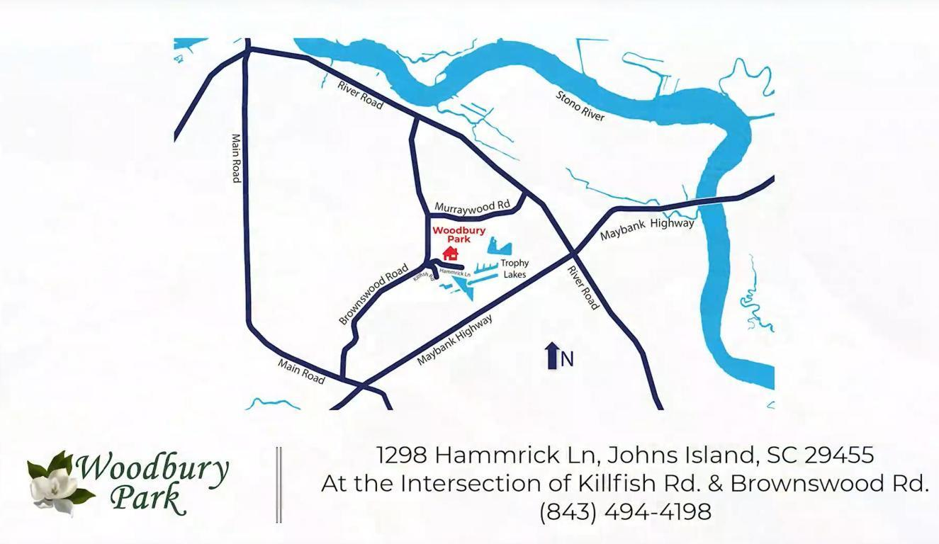 1287 Hammrick Lane Johns Island, SC 29455