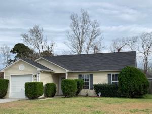 4021 Napoleon Drive, North Charleston, SC 29418