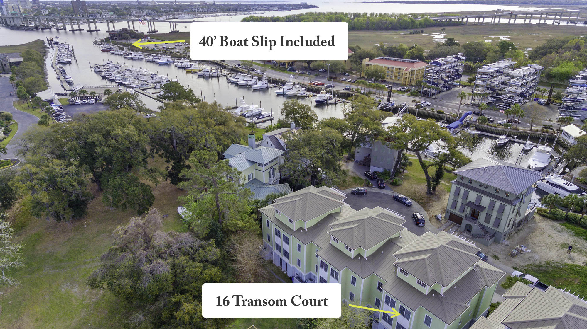 16 Transom Court Charleston, SC 29407