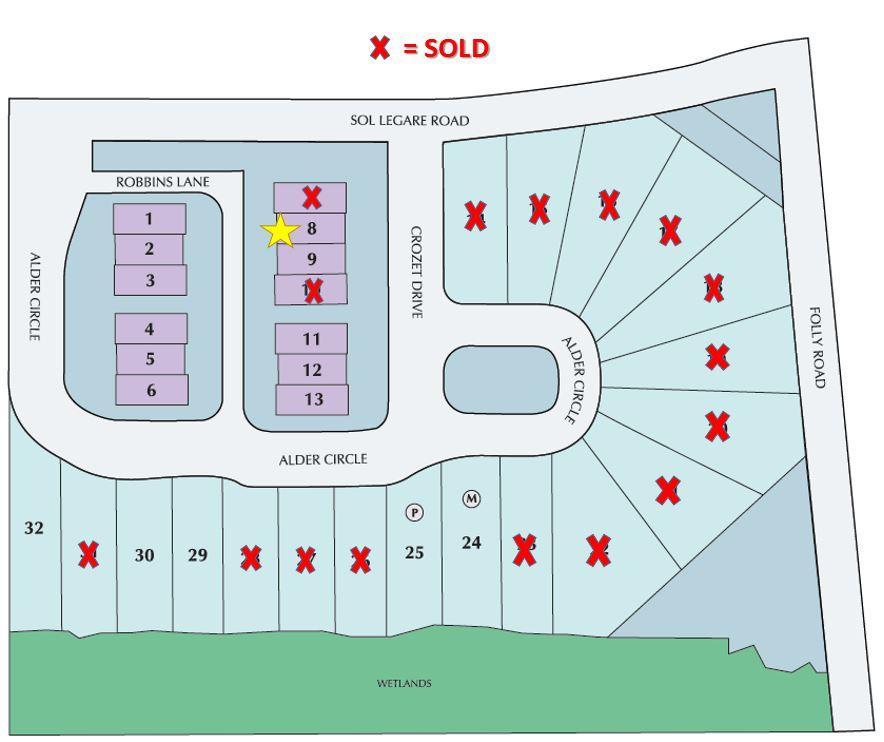 Kings Flats Homes For Sale - 103 Crozet, Charleston, SC - 3
