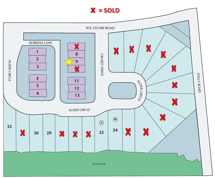 Kings Flats Homes For Sale - 105 Crozet, Charleston, SC - 7