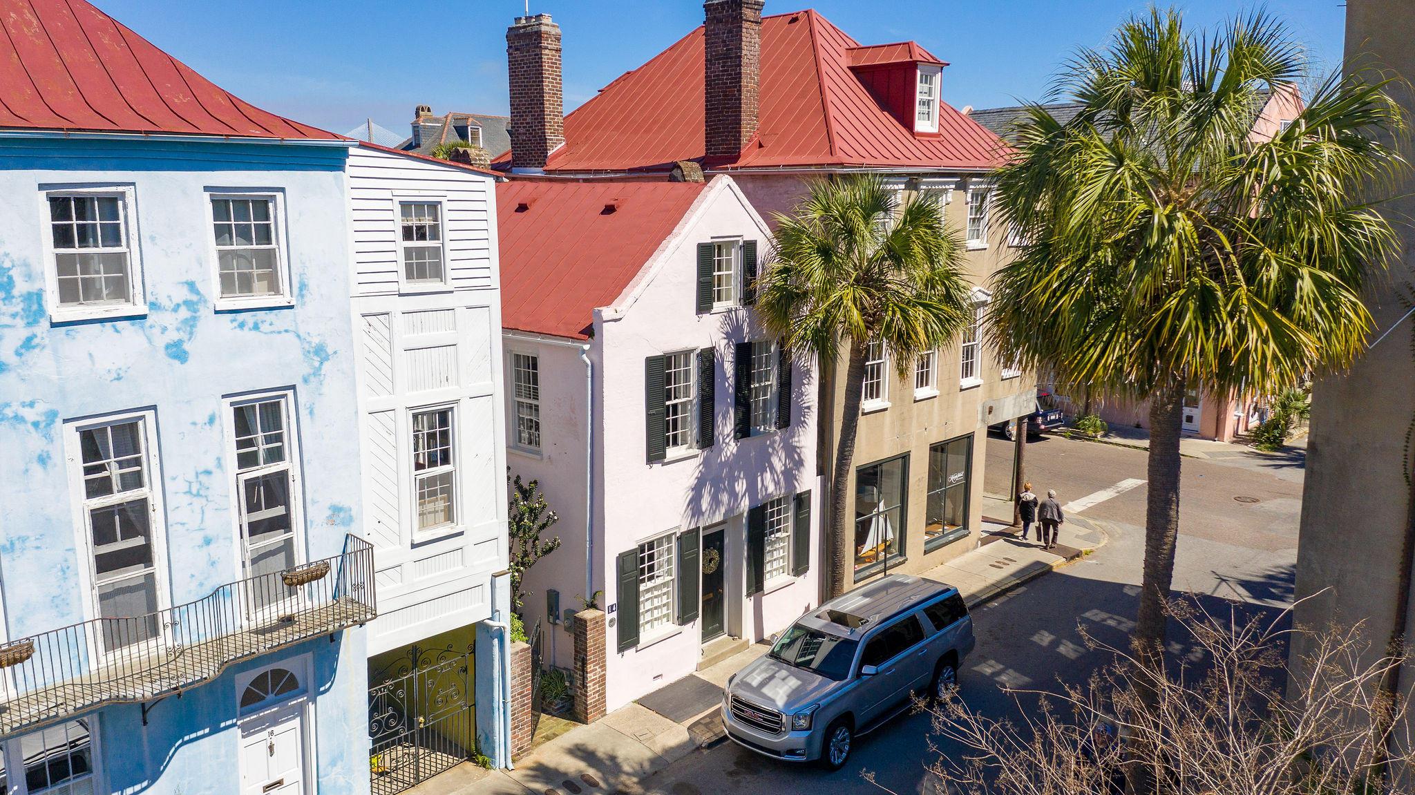 14 Queen Street Charleston, SC 29401