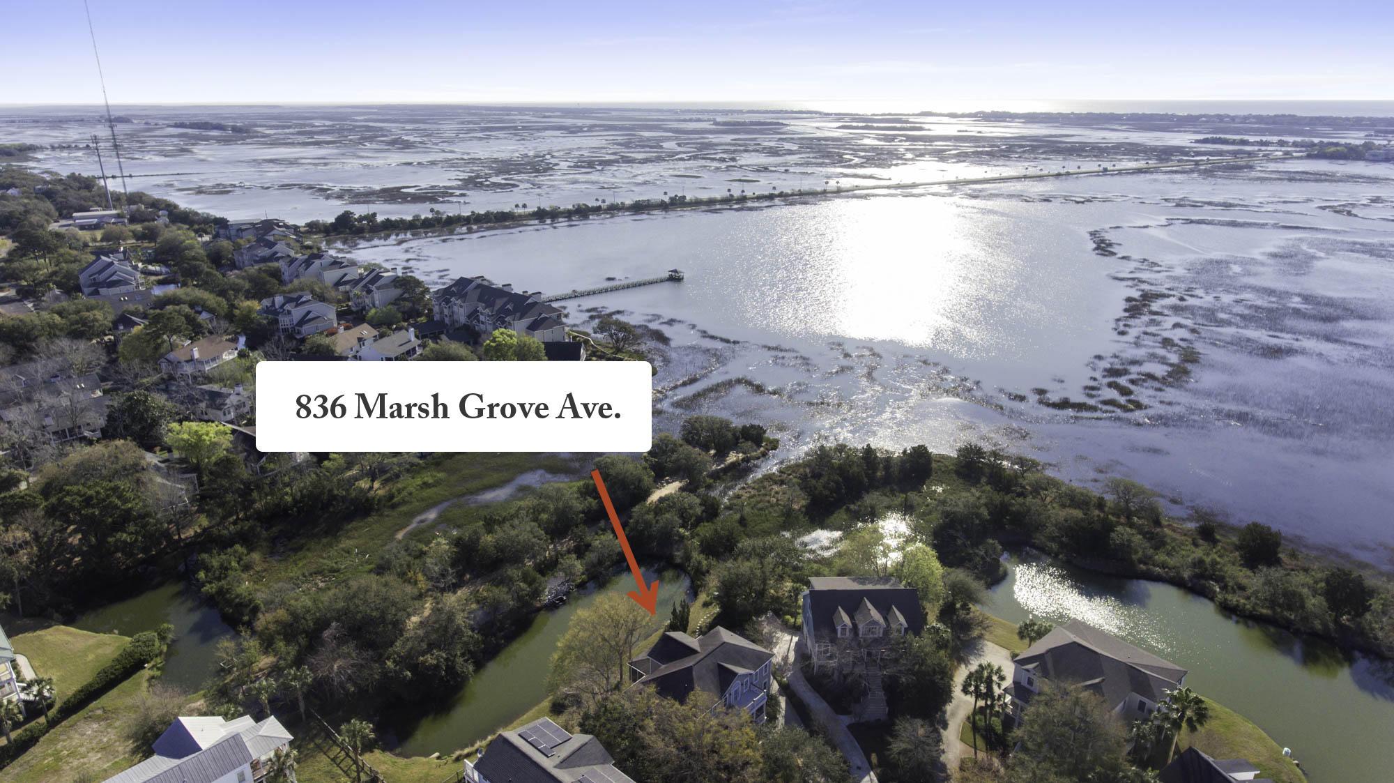 836 Marsh Grove Avenue Mount Pleasant, SC 29464