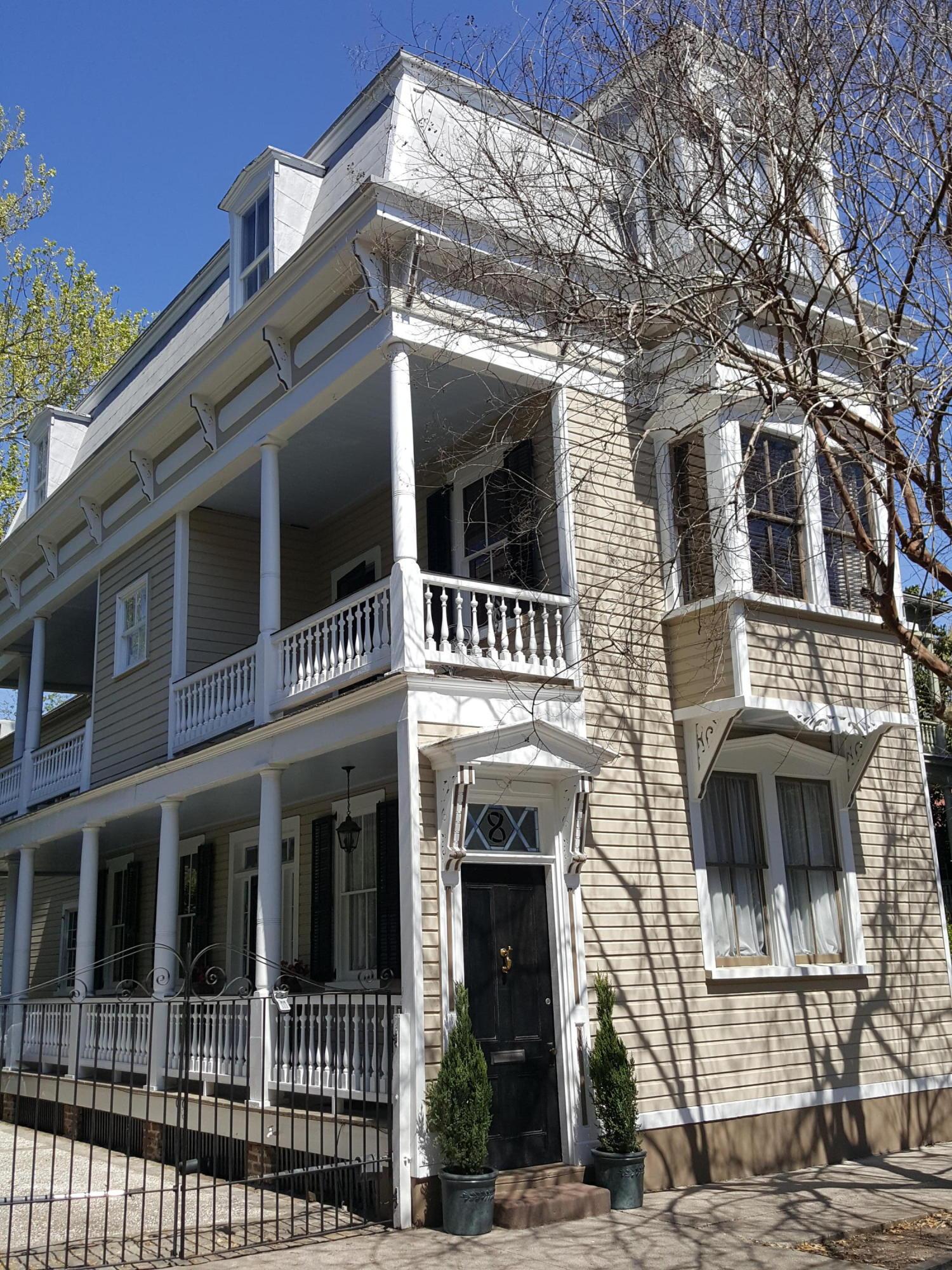 8 Montagu Street Charleston, SC 29401