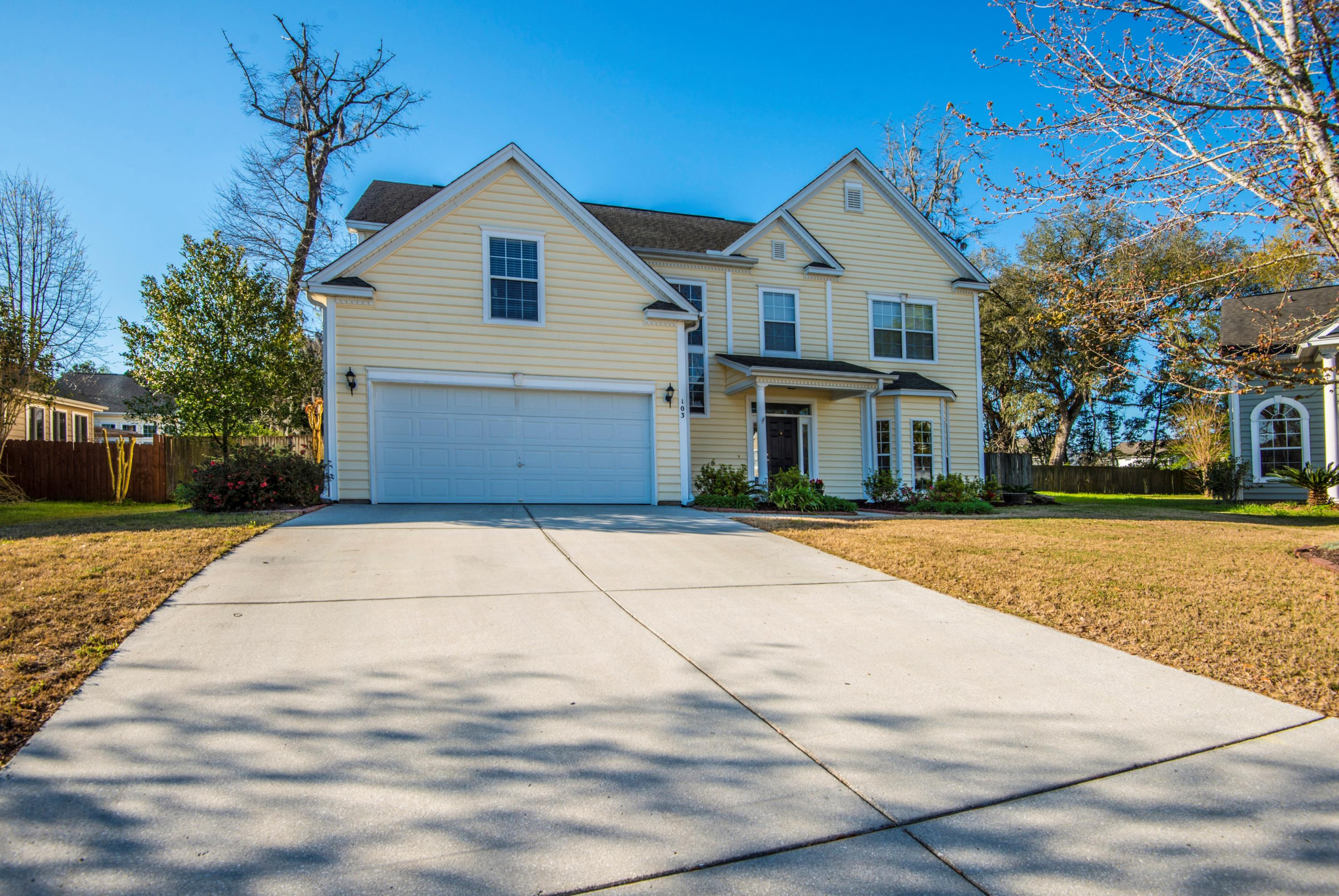 103 Brandy Court Summerville, SC 29485