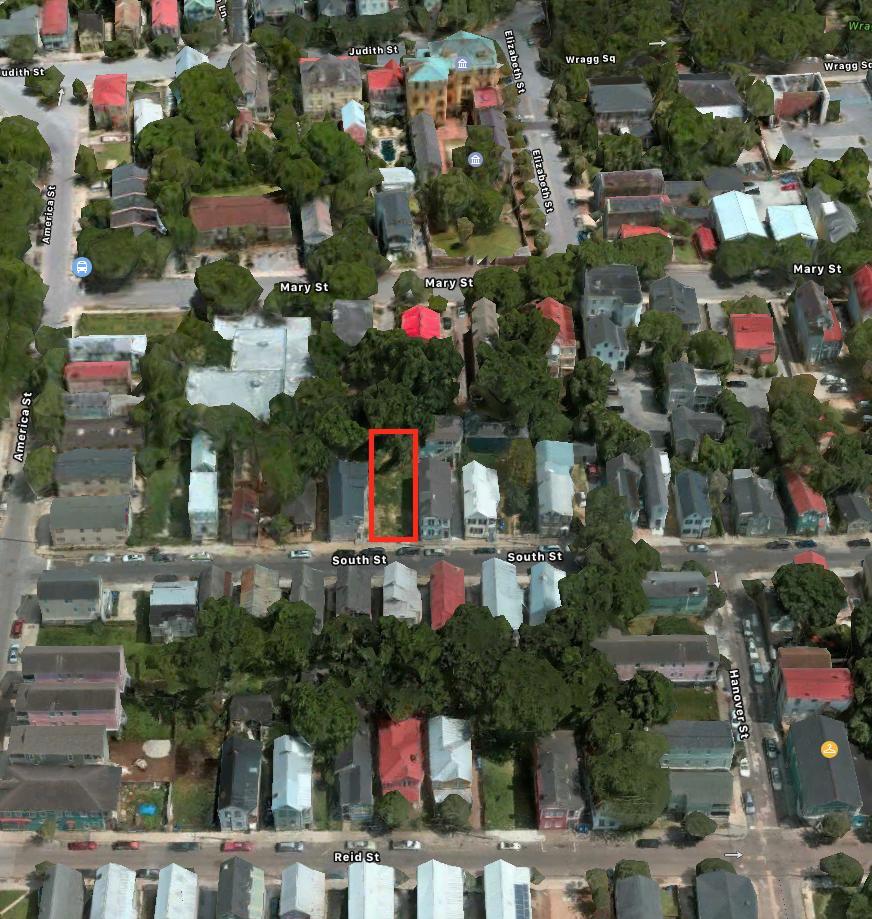 45 South Street Charleston, SC 29403