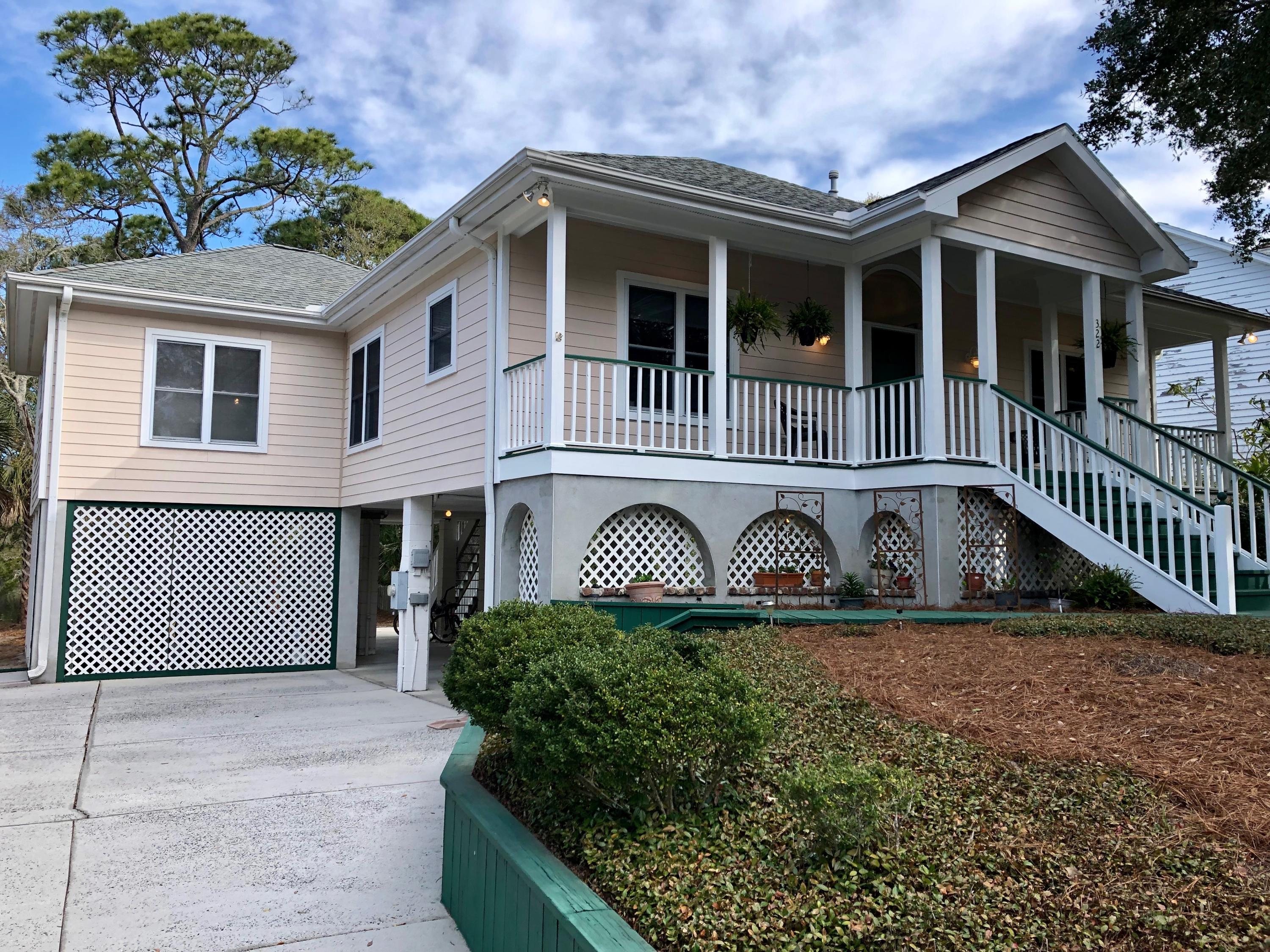 322 W Indian Avenue Folly Beach, SC 29439