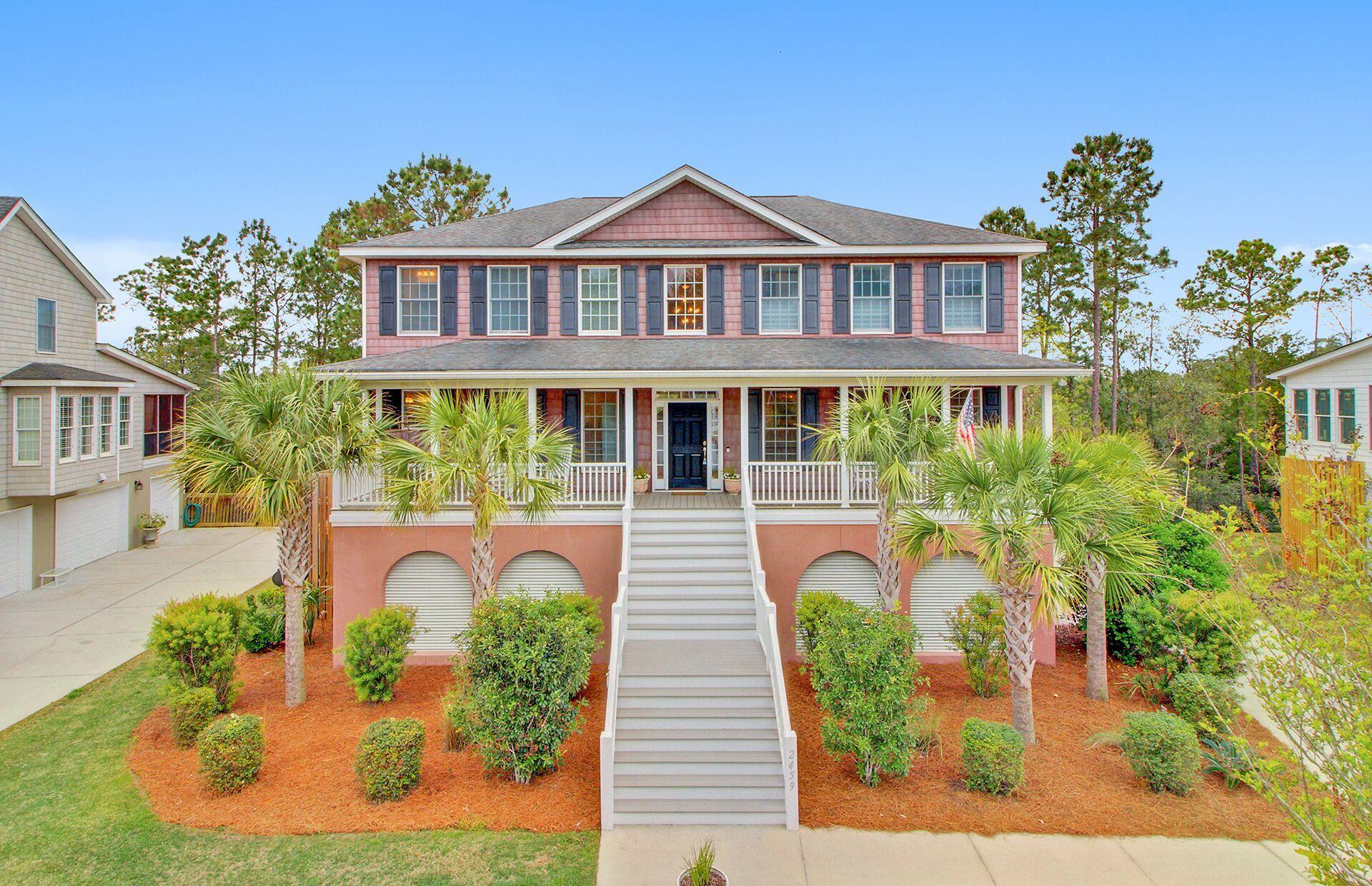 2459 Worthington Drive Mount Pleasant, SC 29466