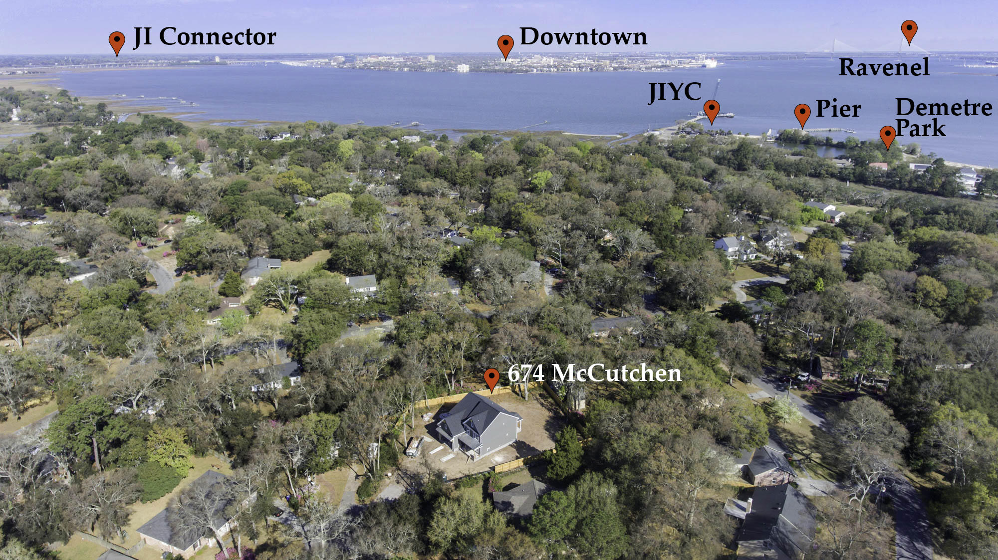 674 Mccutchen Street Charleston, SC 29412