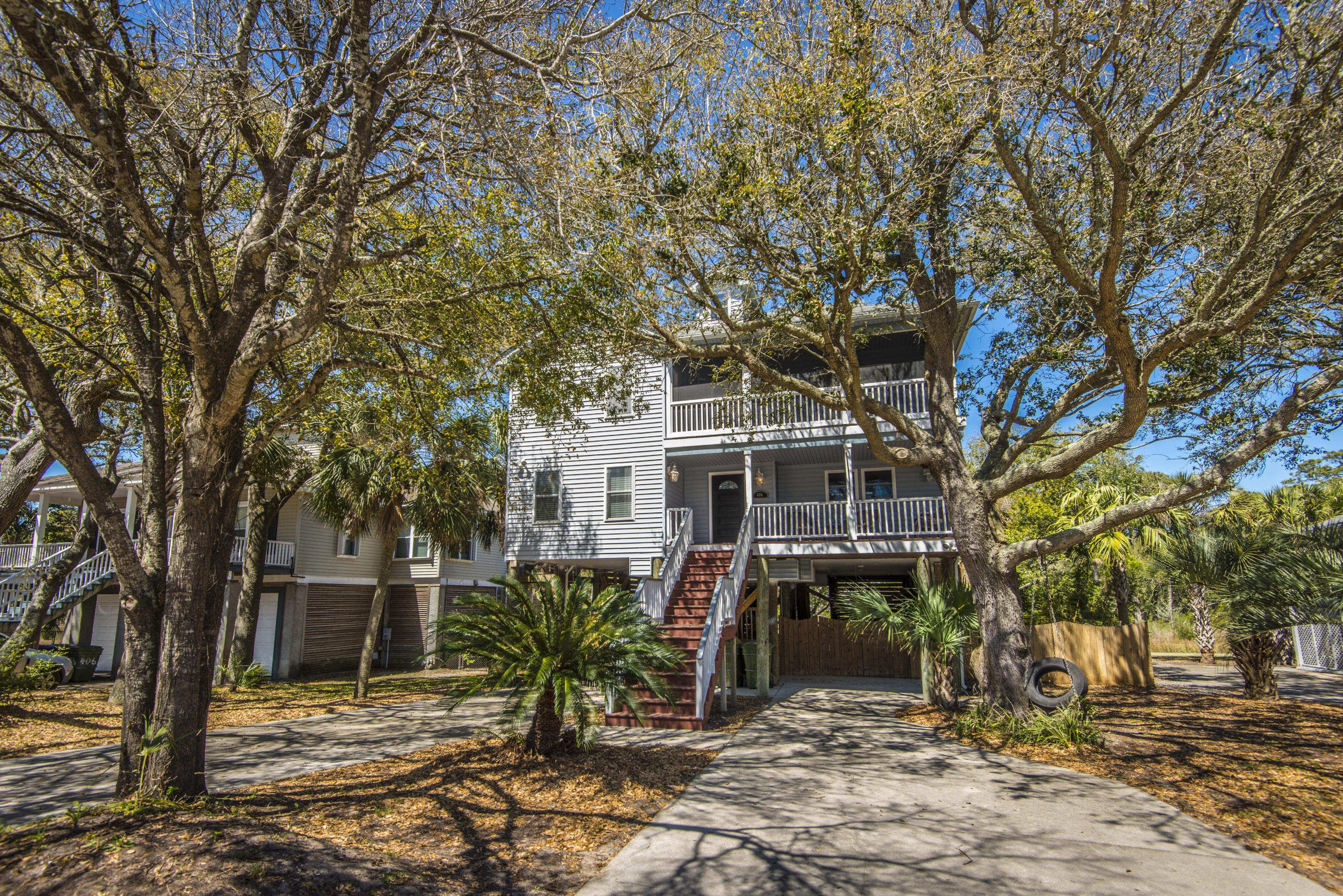404 W Cooper Avenue Folly Beach, Sc 29439
