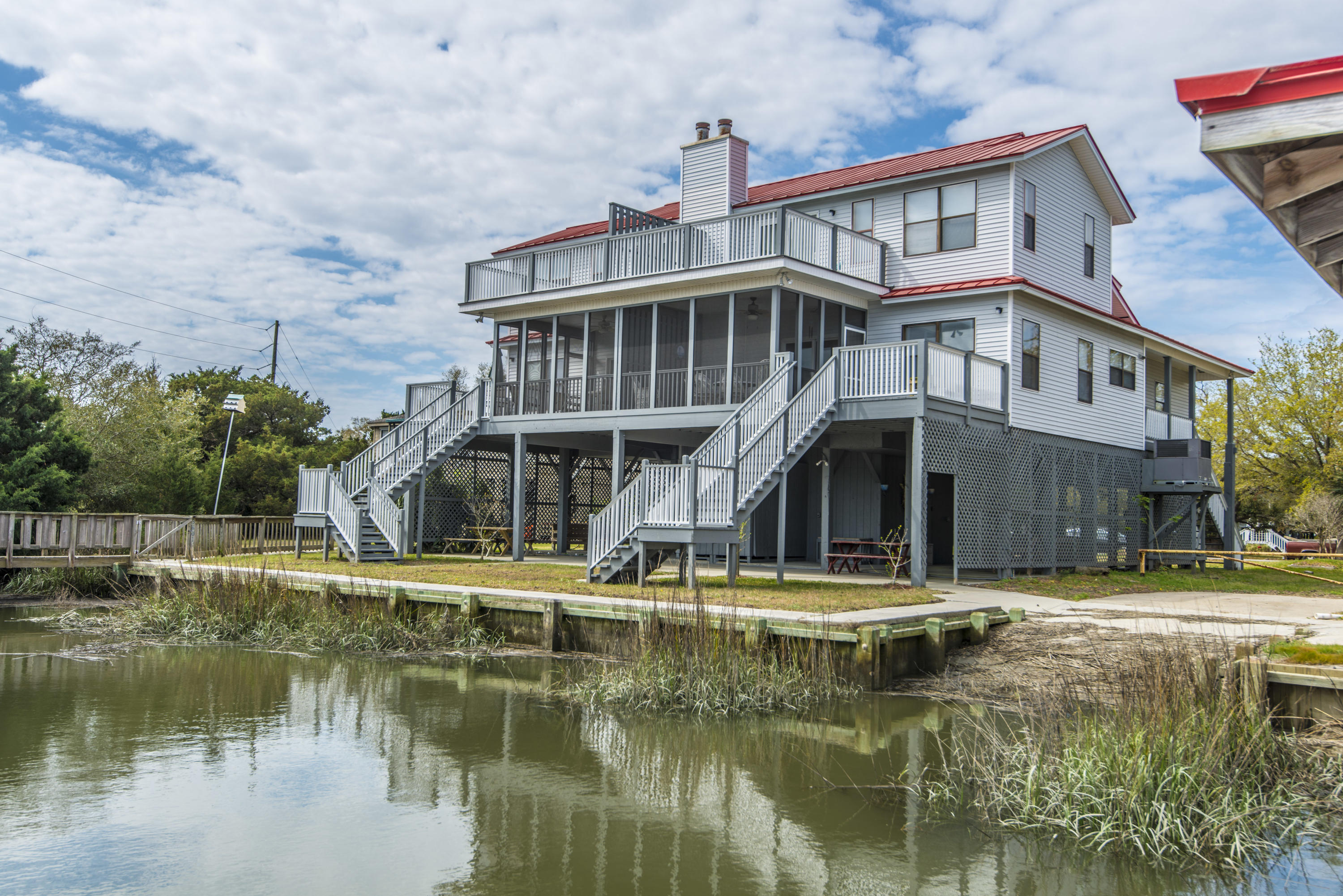 3603 Yacht Club Road Edisto Beach, SC 29438
