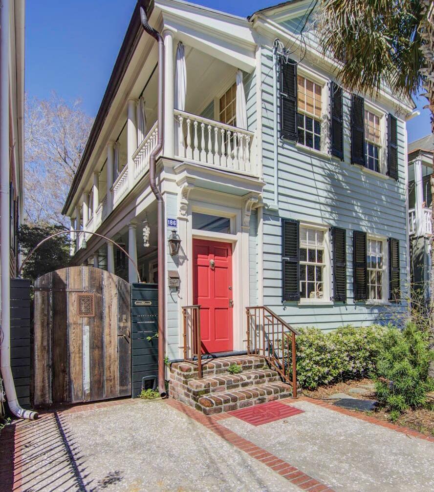 186 Wentworth Street Charleston, SC 29401