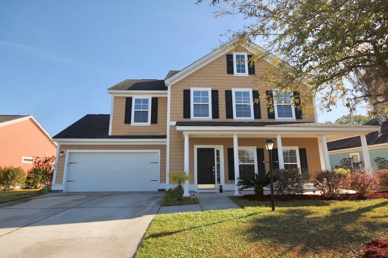3902 Bismarck Court North Charleston, SC 29420