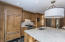 Super updated kitchen with oversize island and high-neg appliances!