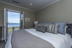 Views of Charleston Harbor from Master Bedroom!