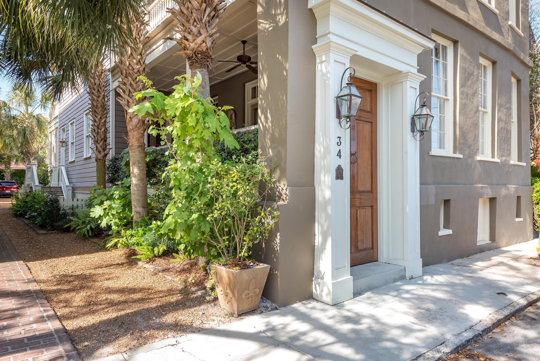 34 Society Street Charleston, SC 29401