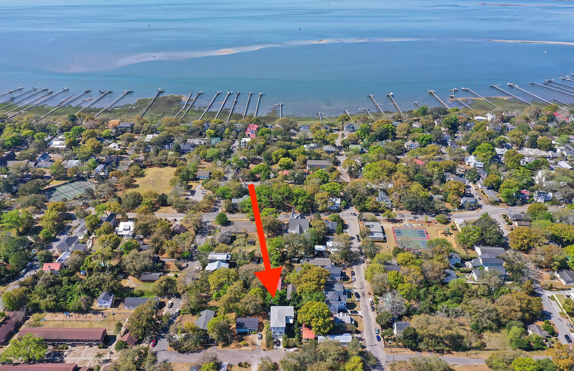 Old Mt Pleasant Homes For Sale - 209 Greenwich, Mount Pleasant, SC - 20