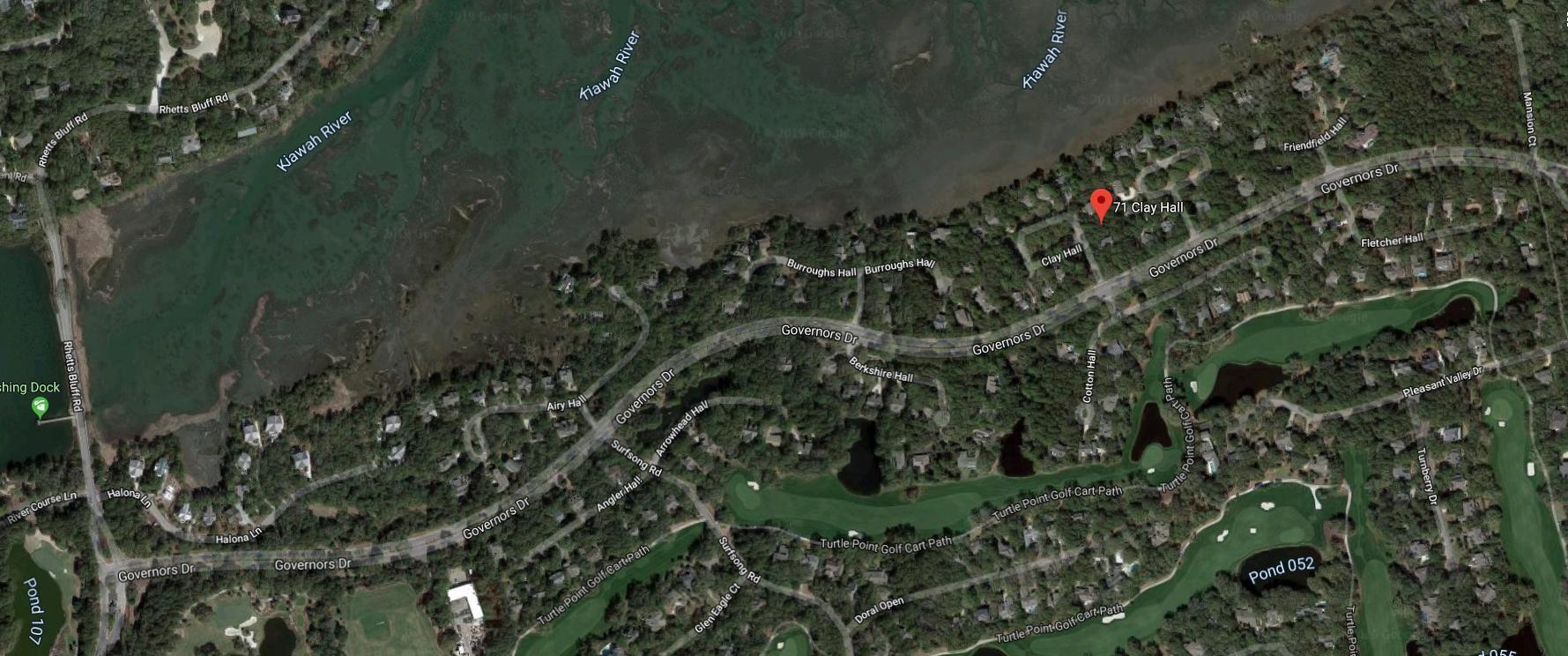 71 Clay Hall Kiawah Island, SC 29455