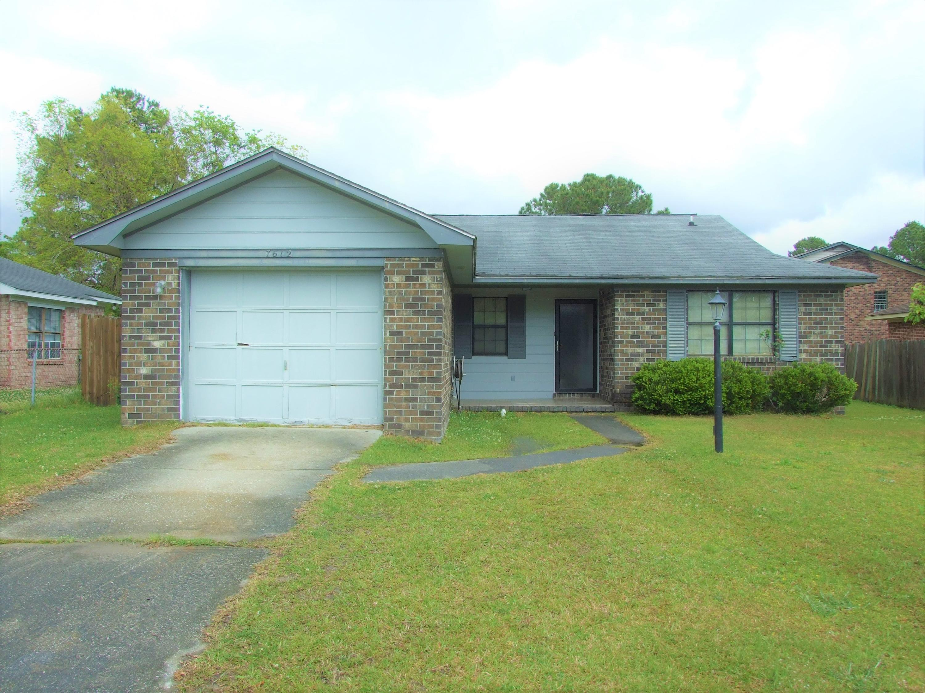 7612 Corley Drive North Charleston, SC 29418