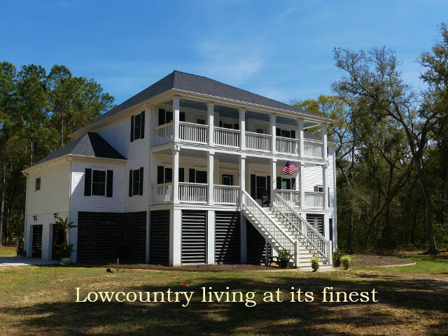 7875 Louis Berry Lane Edisto Island, SC 29438