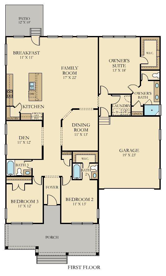 Carolina Park Homes For Sale - 3852 Maidstone, Mount Pleasant, SC - 12