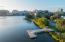 Fishing and Kayaking dock at Alberta Long Lake