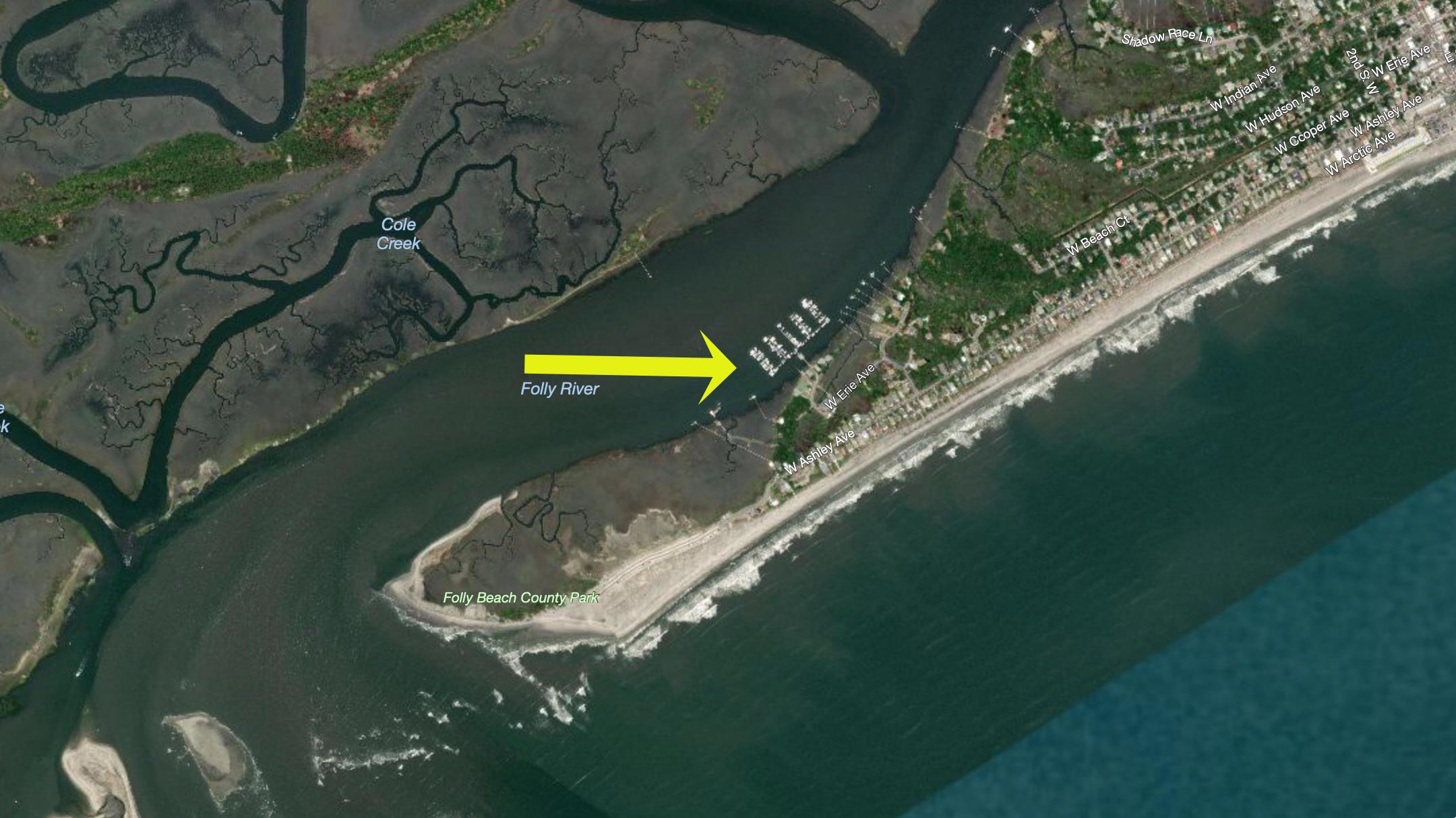 67 W 10TH Street Folly Beach, SC 29439