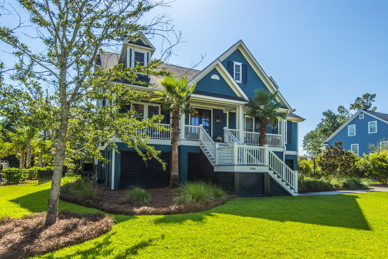 Masonborough Homes For Sale - 1584 Capel, Mount Pleasant, SC - 29