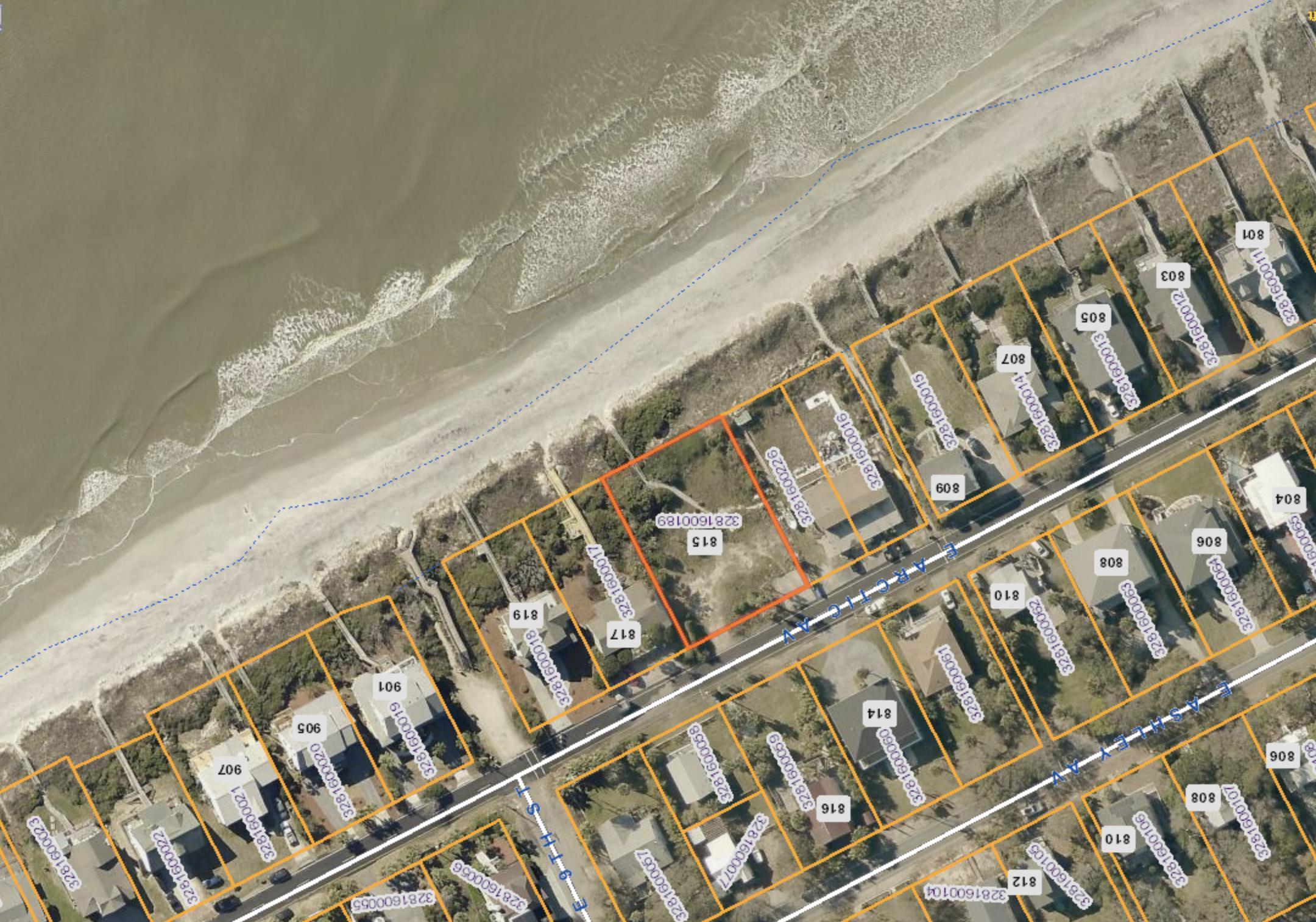 815 E Arctic Avenue Folly Beach, SC 29439