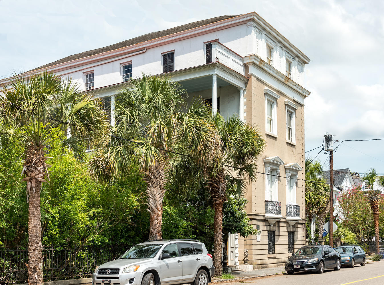 81 Rutledge Avenue Charleston, SC 29401
