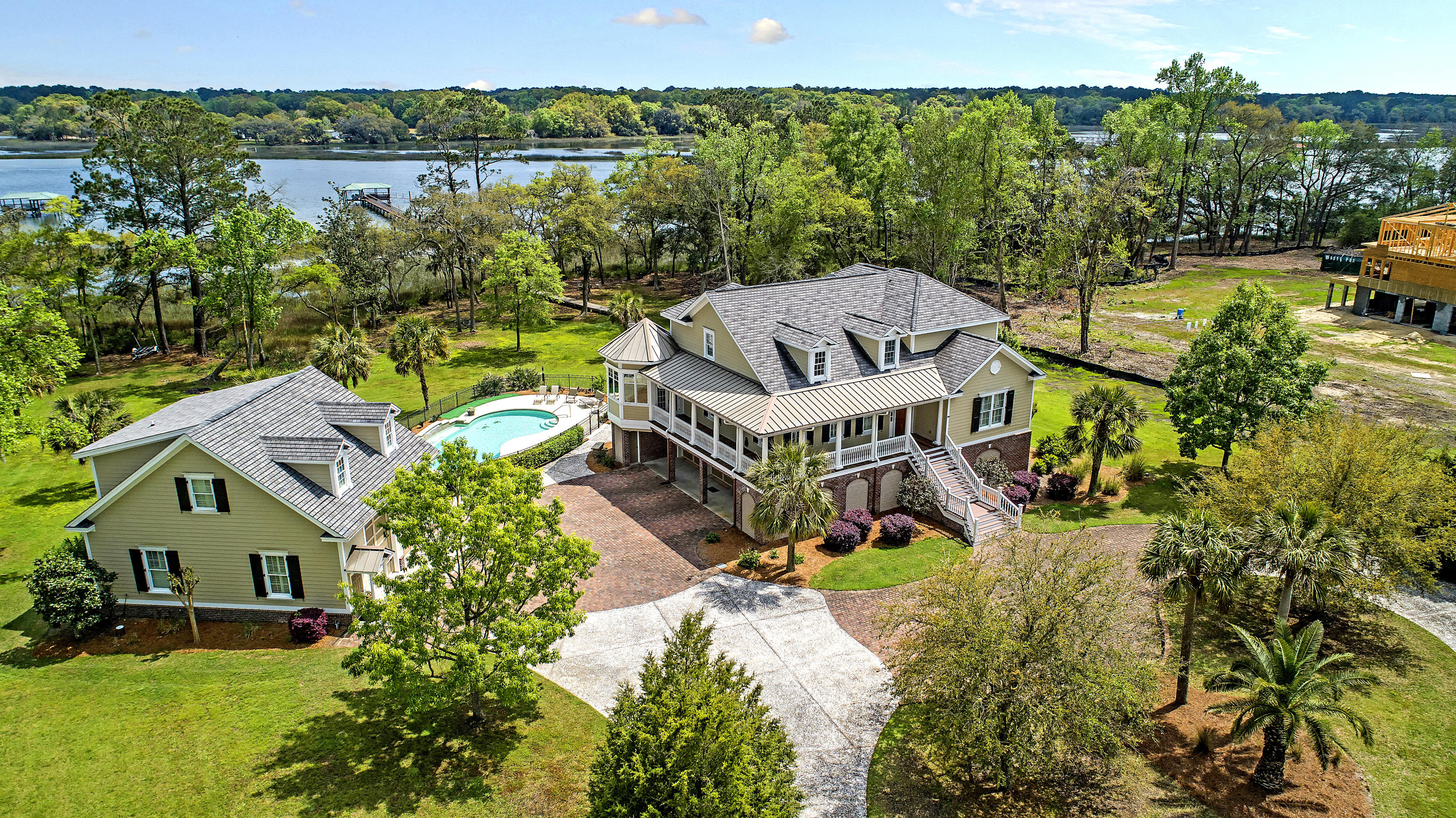 2815 Anchor Watch Drive Wadmalaw Island, SC 29487