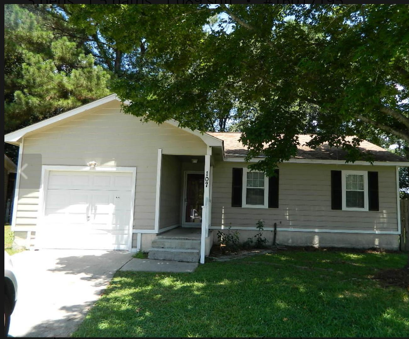 107 Heather Drive Summerville, SC 29483