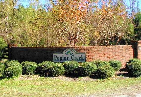 Lot 6 Poplar Creek Drive Elloree, SC 29047