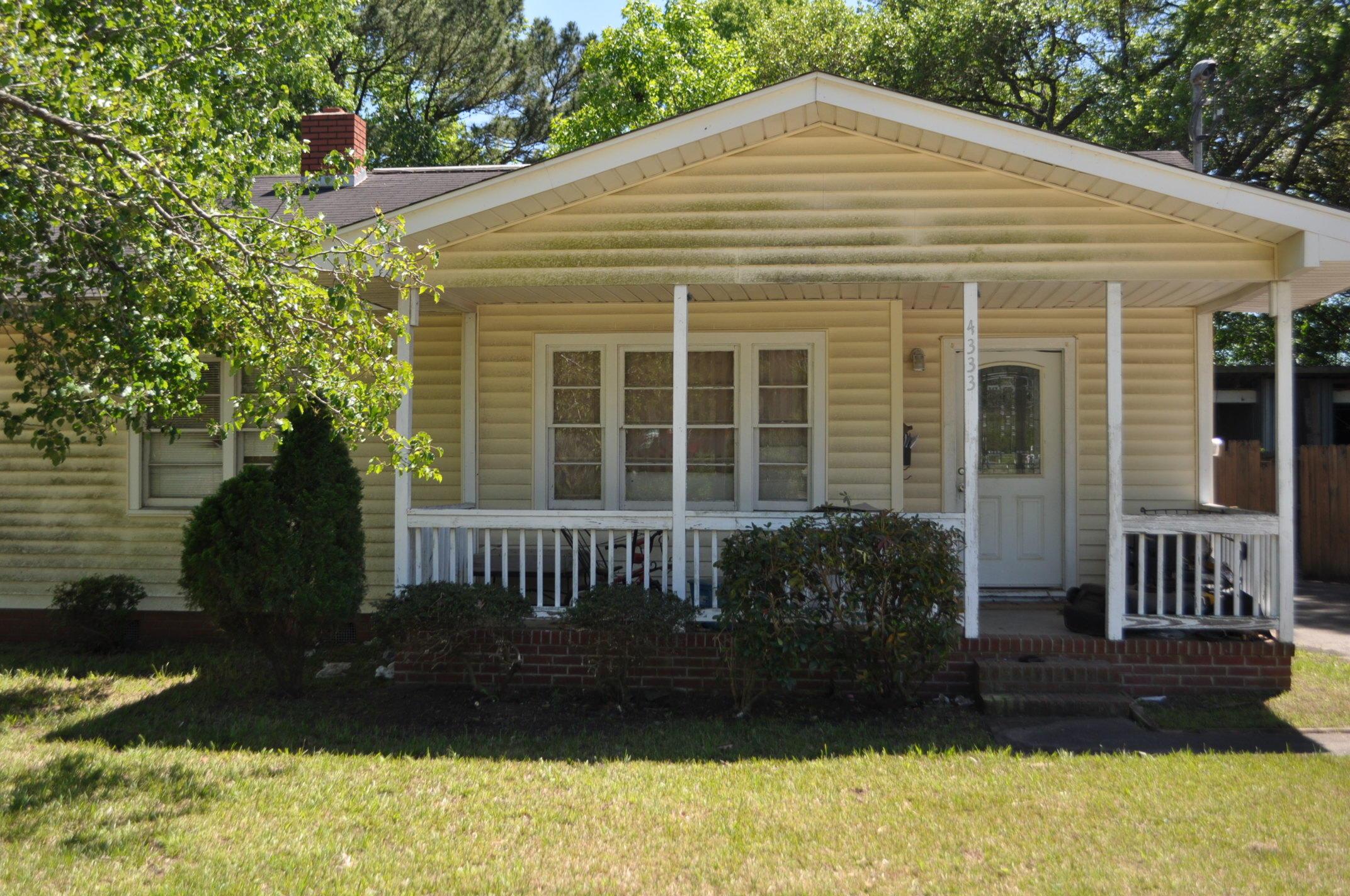 4333 Spur Street North Charleston, SC 29405