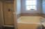 Master Bath Garden Tub & Shower