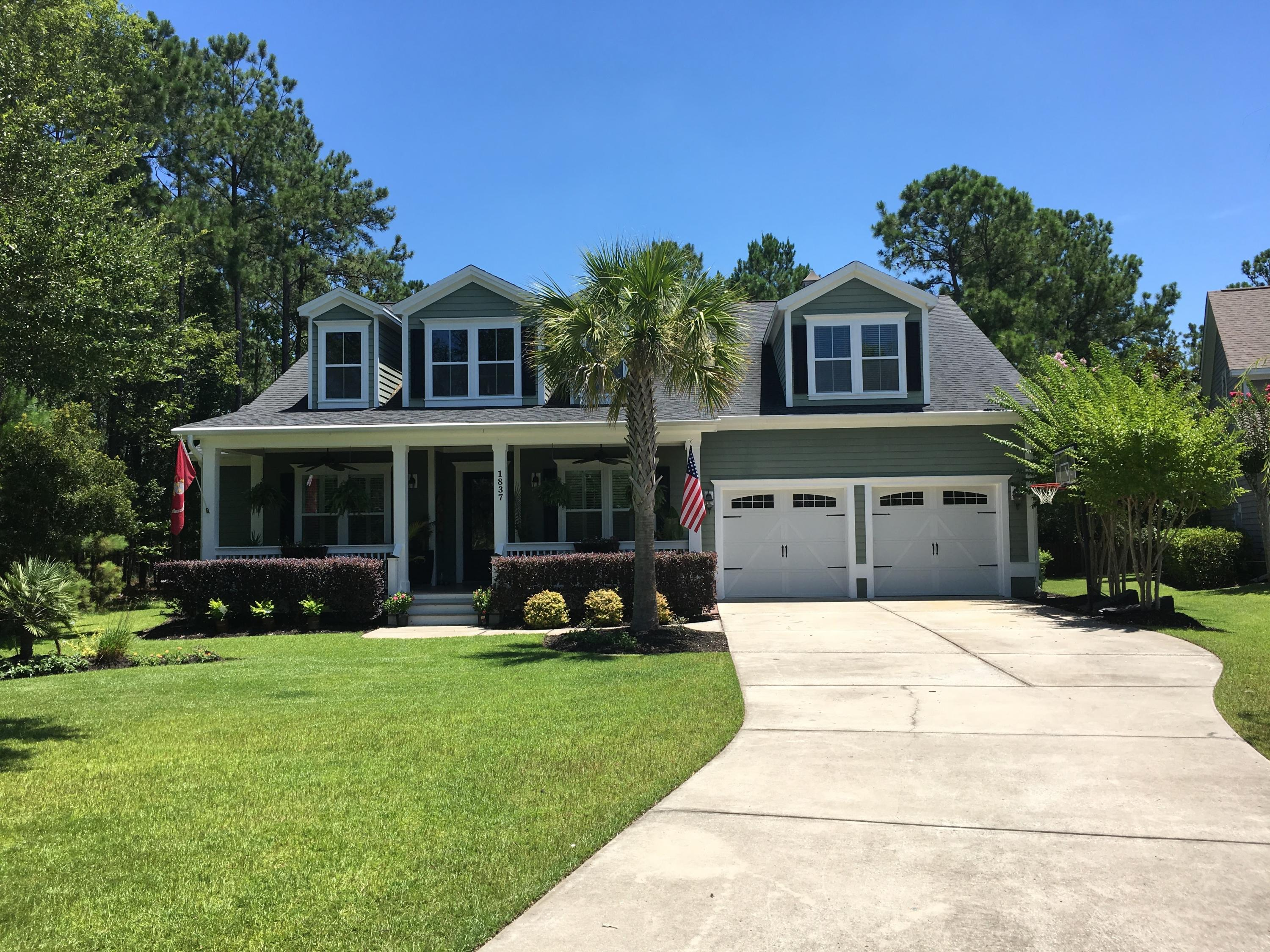 1837 Wellstead Street Mount Pleasant, SC 29466