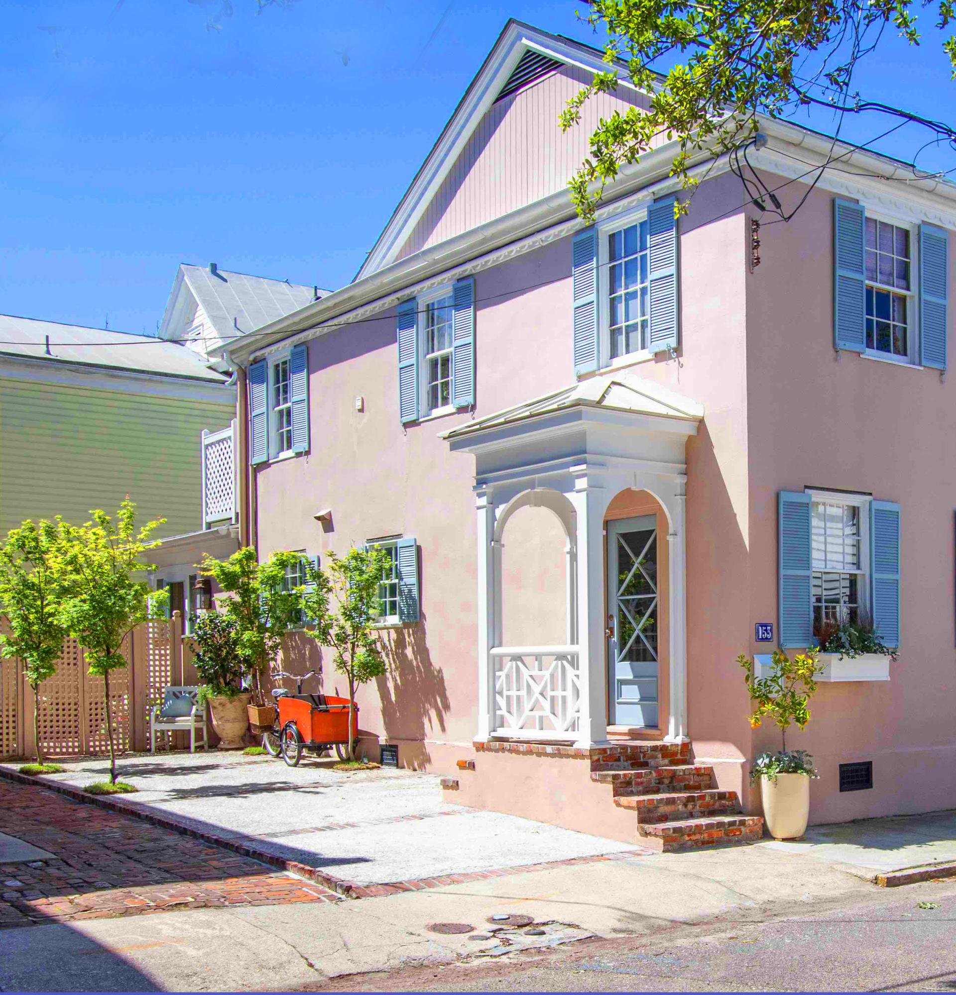 153 Tradd Street Charleston, Sc 29401